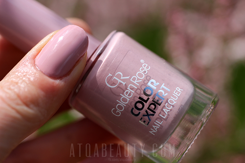 Golden Rose • Color Expert • 08