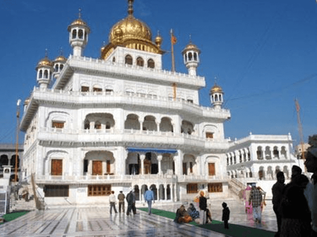 Historical Place Shri Akal Takht Sahib Amritsar Punjab Photo Image Pics Wallpaper