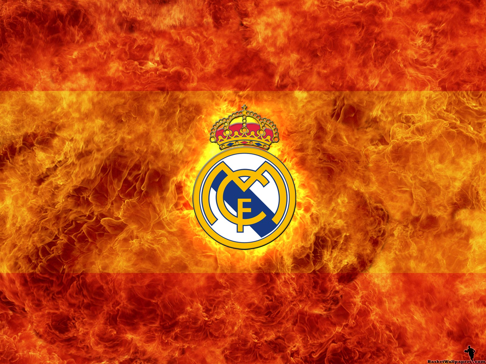 Real Madrid Wallpaper Bergerak