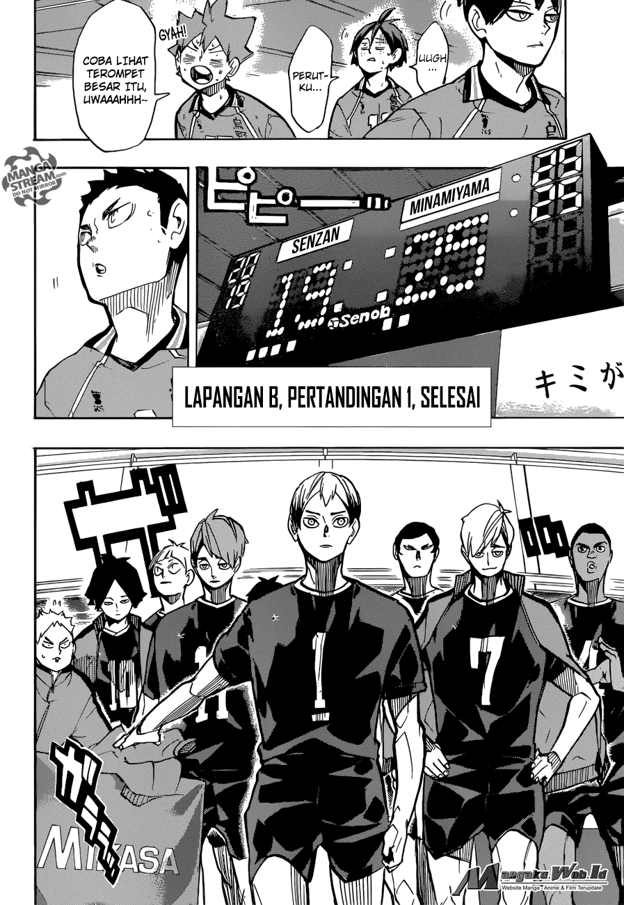 Haikyuu Chapter 248-18