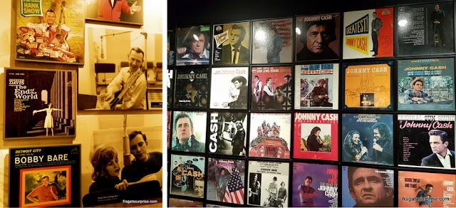 Museu do Studio B da RCA, em Nashville