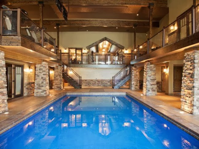 Tricked Out Mansions