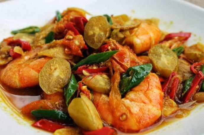 Resep sambal udang khas aceh