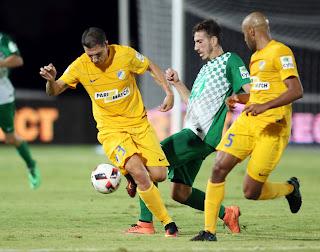 Οι φωτογραφίες από τη σημαντική νίκη του ΑΠΟΕΛ με 0-3 πάνω στον ΑΡΗ