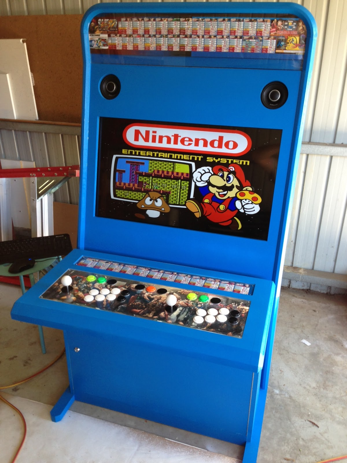 Daniel S Musings On It Building Arcade Hyperspin Mame