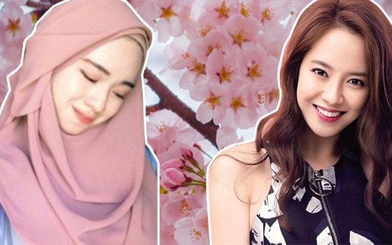Kenali Siapa Gadis Yang Digelar Song Ji Hyo Malaysia Ini