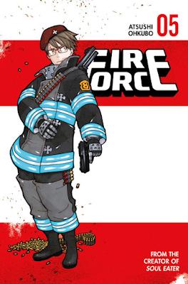 Fire Brigade of Flames Volume 4-5 Bahasa Indonesia