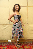 Actress Aditi Myakal Looks gorgeous in Sleeveless Deep Neck Top at Ami Tumi success meet ~  Exclusive 032.JPG