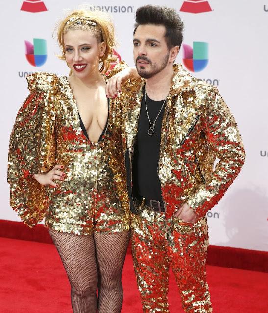 Juliana Gattas y Alejandro Sergi