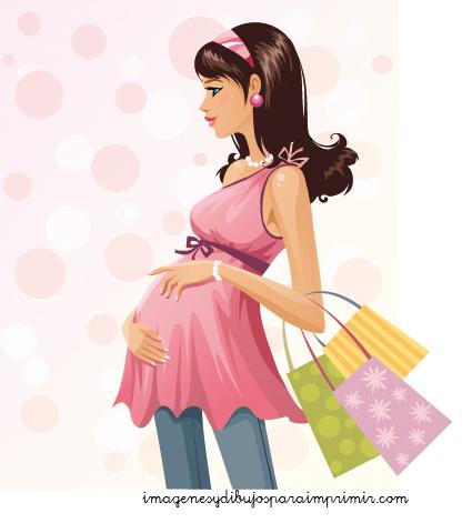 La embarasada y sus biejas amigas 5