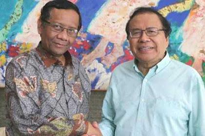 Rizal Ramli To The Point, Mahfud MD Galau Dan Tidak Nyaman