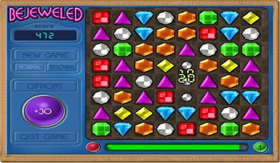 Bejeweled 1 Deluxe PC Games Gameplay
