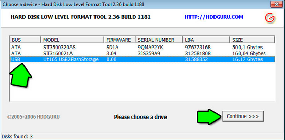 Solved] Format Error '23' While HDD Low Level Format 4 25 An USB