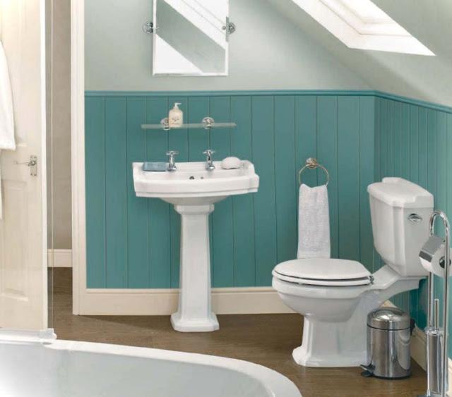 kamar mandi ukuran kecil minimalis