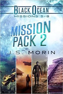 Black Ocean Mission Pack 2 - Science Fiction / Fantasy hybrid by J.S. Morin