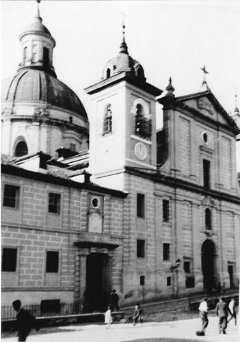 Historias matritenses octubre 2011 for Escuelas pias madrid