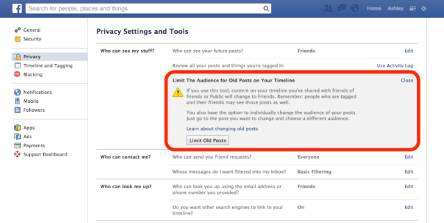 How To Find A Post On Facebook