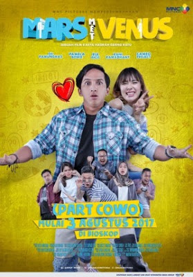 Download Film Indonesia Terbaru Mars Met Venus (Part Cowo) 2017 Full Movie