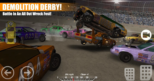 Demolition Derby 2 APK Mod Money