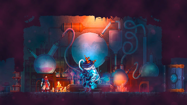 Dead Cells - the collector