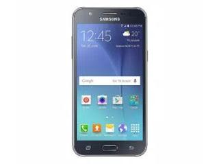Cara Hard Reset Samsung Galaxy J5 (SM-J500G)
