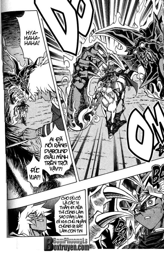 YUGI-OH! chap 302 - ambush!! assault!! trang 10