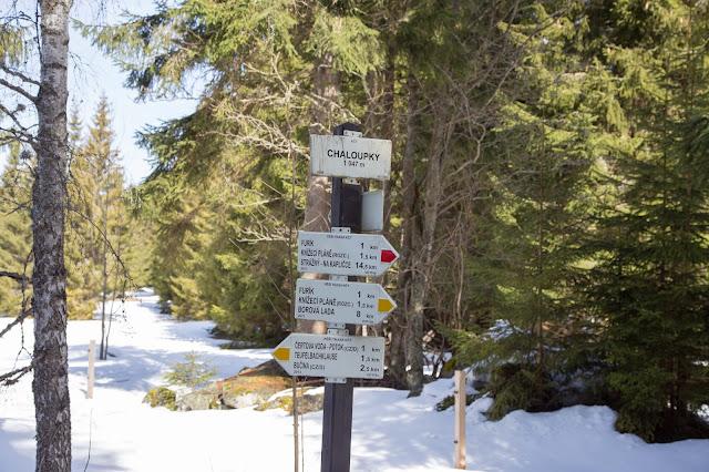 böhmerwald wandern nationalpark bayerischer wald schneeschuhe von fimbulvetr