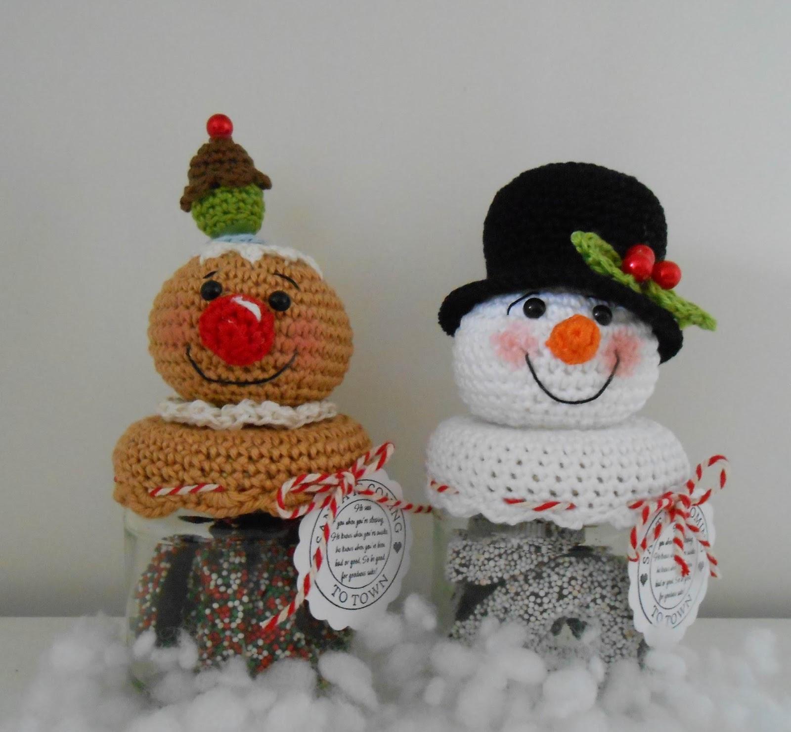 Bizzy Bee Klaske Patroon Kerstpotjes