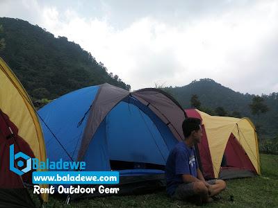 sewa tenda camping di ambarawa termurah
