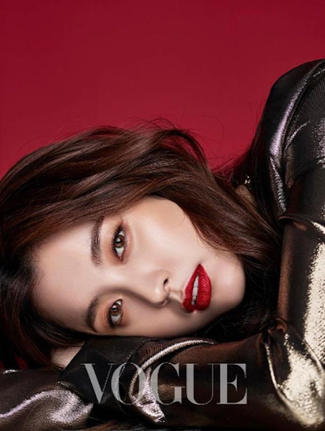 Han Hyo Joo  Vogue March 2017, Han Hyo Joo  Vogue, Han Hyo Joo 2017