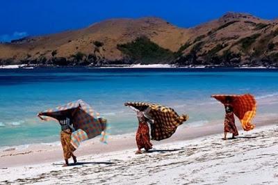 foto pantai pulau anambas terbaru 2017