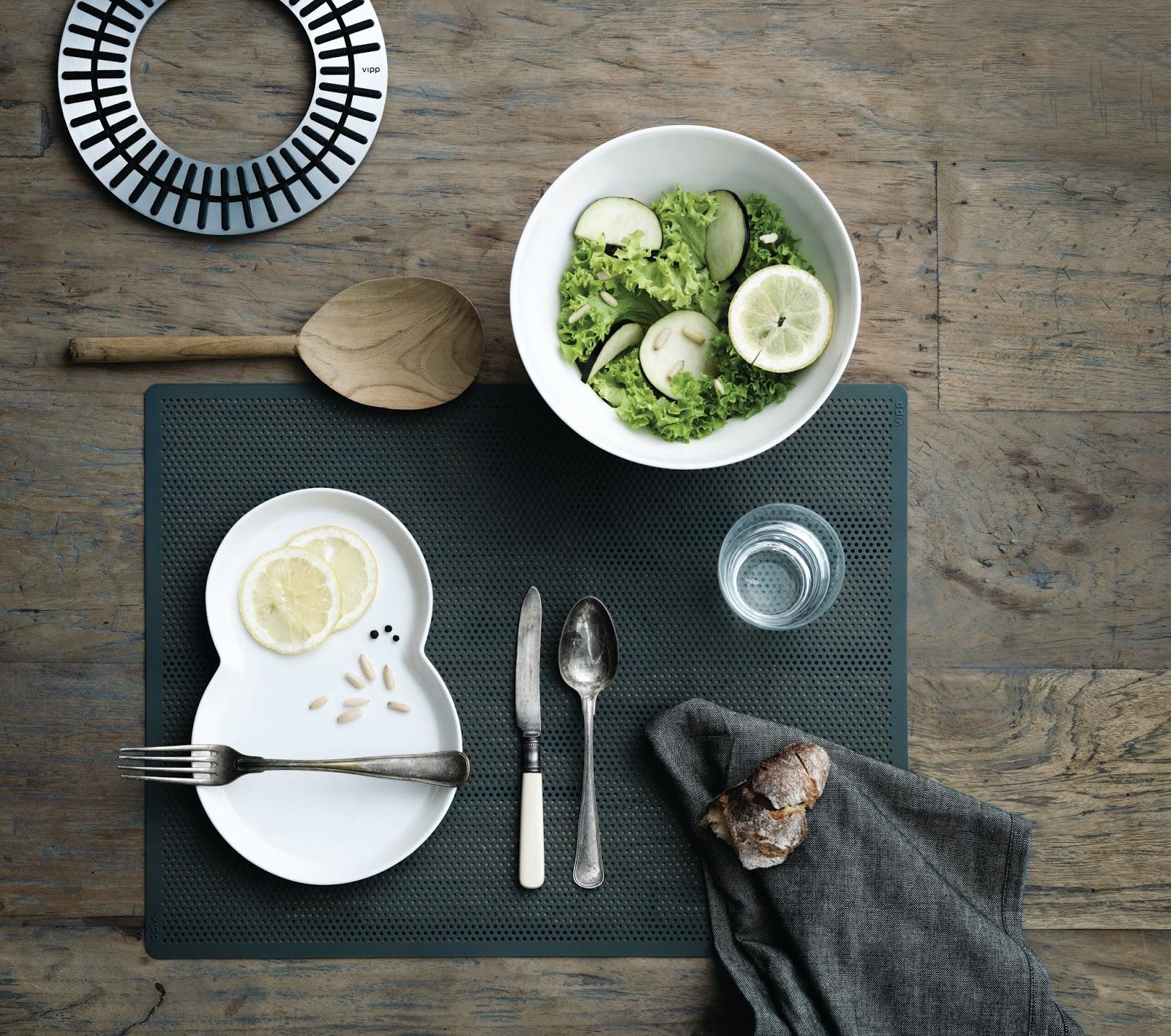 naczynia do serwowania posiłków