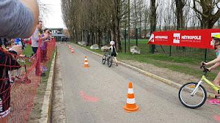 Triathlon Villeneuve d'Ascq vélo
