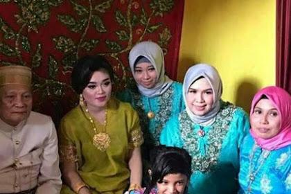 Lima Pernikahan Beda Usia Paling Heboh di Indonesia