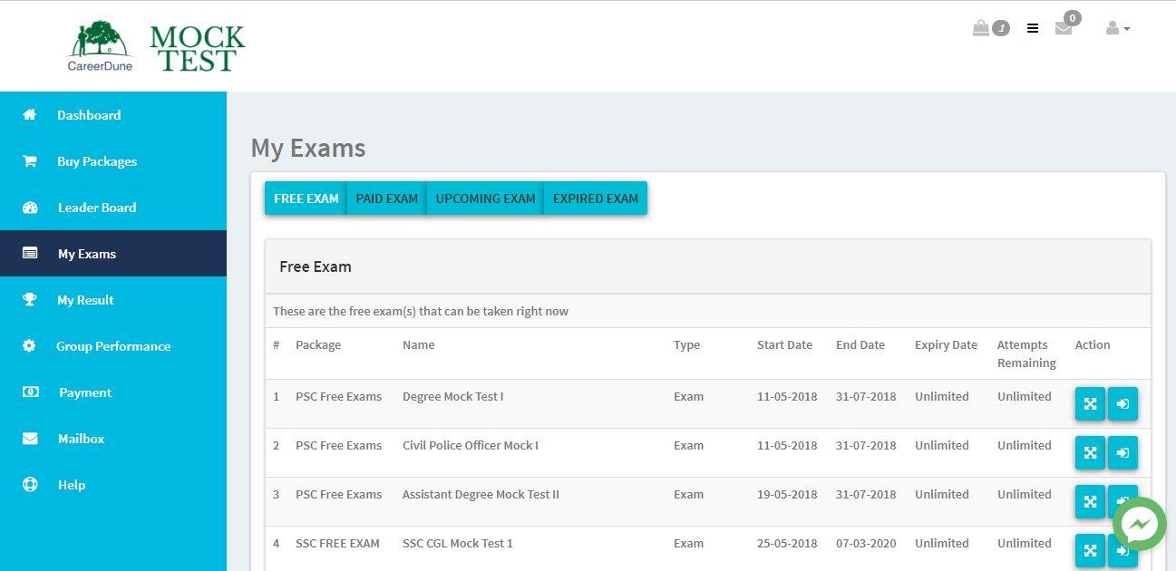 Kerala PSC Free My Exams