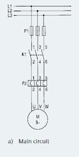 How direct online starter work dol starter control digram and direct online starter power diagram cheapraybanclubmaster Choice Image
