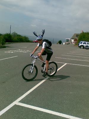 Clwyd Hills Gareth's Stag ride – Sat 30 July