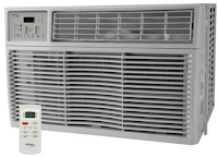 SoleusAir 8,000 BTU 10.8 EER 115V Window Mount Air Conditioner AC Unit