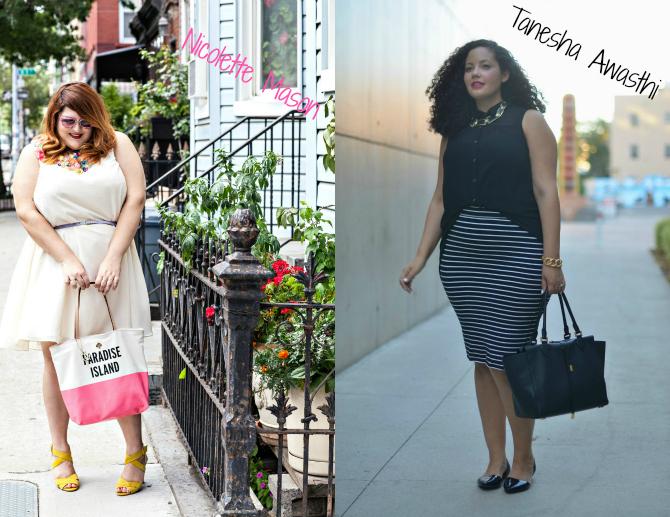 sfatare i 'miti' della moda plus size è prerogativa di molte blogger