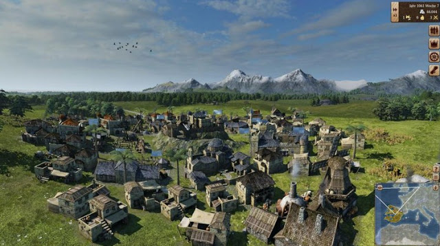 Download game PC Grand Ages Medieval Full Version - Game Tegal