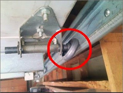 Superb Occasionally A Garage Door Wheel May Break. This Can Definitely Cause The  System To Become Stuck When Going Up Or Down. In This Case We Would Advise  ...