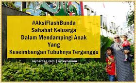 #AksiFlashBunda
