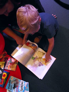 Kidslab - Wielkie Testowanie Książek w Gdyni.