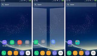 لانشر إس ٨,S S8 Launcher,لانشر جالكسي S8,لانشر S8 plus,galaxy s8,تحميل لانشر Galaxy S8 المميز لكل اجهزة الاندرويد,