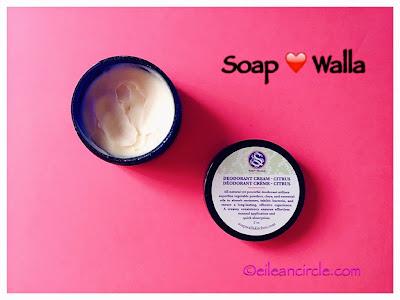 Soap & Walla desodorante natural cosmética natural