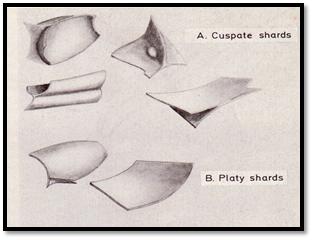Glass Shard, Partikel Abu Vulkanik yang Berbahaya Bila Masuk ke Paru-Paru