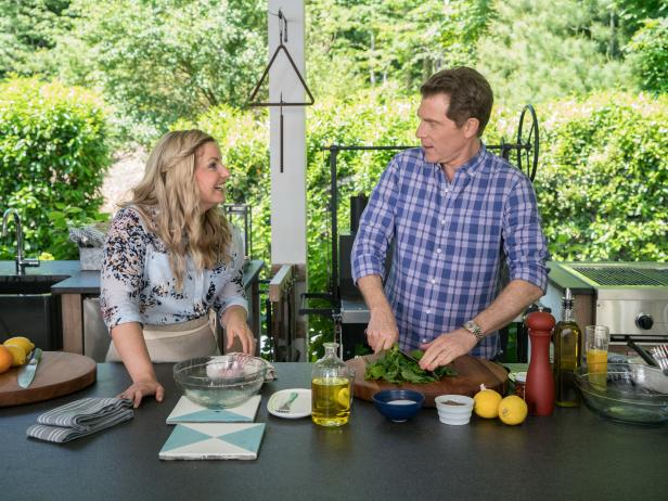 The Bobby And Damaris Show Premieres September 3rd On Food Network
