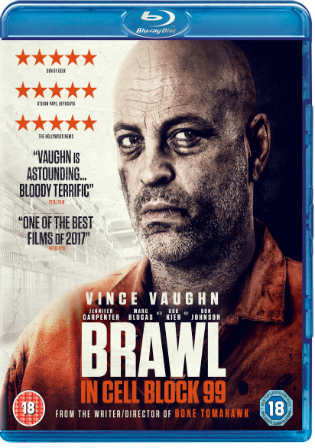 Brawl In Cell Block 99 2017 BRRip 900MB English 720p ESub