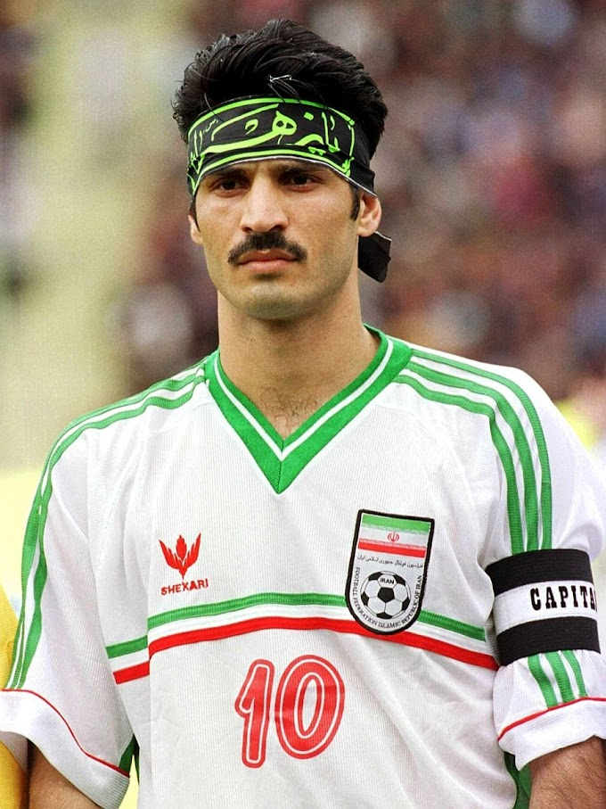 Ali Daei reckons it's going to be a Japan vs Iran final in the Asian Cup