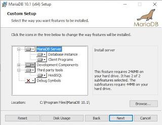 Installing MariaDB on Windows Session 4